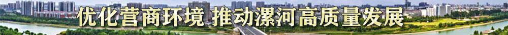 优化营商环境 推动漯河高质量发展